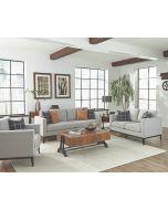 Asherton Living Room Set  Demarest b