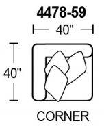 Middleton 4478-59 Corner
