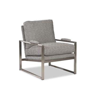 Voroly Modern Grey Chair
