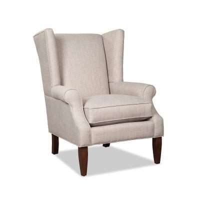Warivo Modern Cream Chair