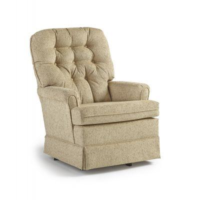 Joplin Swivel Rocker Accent Chair Norwood