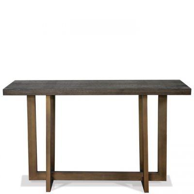Riverside Magnus Umber Console Table