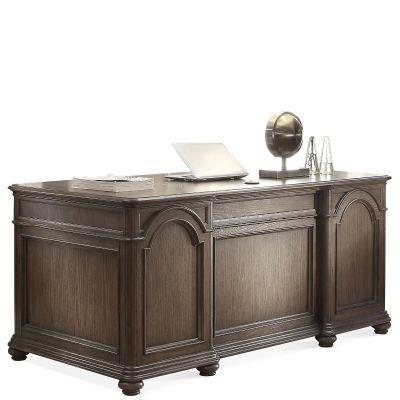 Belmeade Executive Desk Maywood