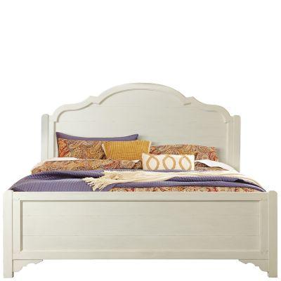 Grand Haven King Panel Platform Bed