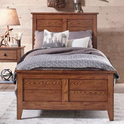 Liberty Furniture Grandpas Cabin Kids Panel Bed