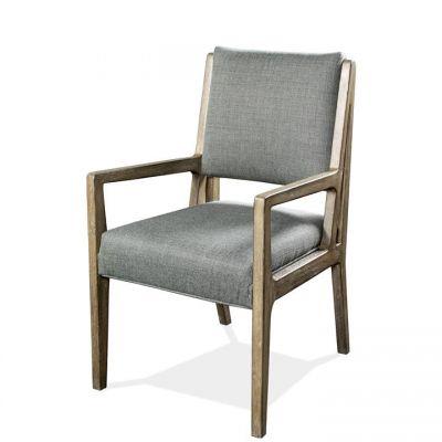 Riverside Milton Park Upholstered Arm Chair Set of 2
