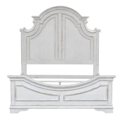 Liberty Furniture Magnolia Manor King Panel Bed