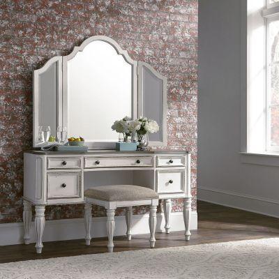 Liberty Furniture Magnolia Manor Vanity Set