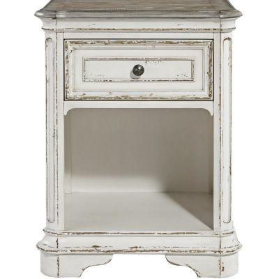 Liberty Furniture Magnolia Manor Kids One Drawer Nightstand