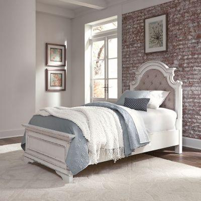 Liberty Furniture Magnolia Manor Kids Upholstered Bed