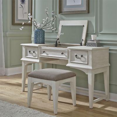 Liberty Furniture Bayside Two Piece Vanity Set