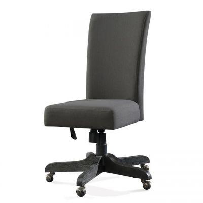 Perspectives Upholstered Back Desk Chair
