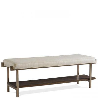 Riverside Monterey Upholstered Bed Bench