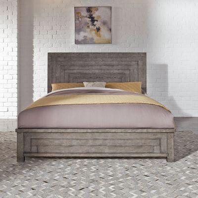 Liberty Furniture Modern Farmhouse Panel Bed
