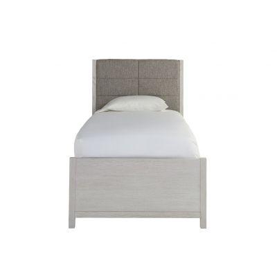 Modern Spirit Upholstered Twin Bed Montvale