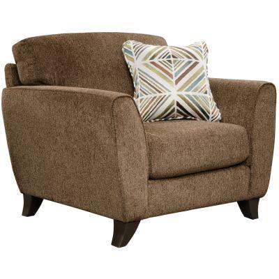 Jackson Alyssa 4215 Chair in Latte Cliffside Park a