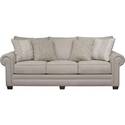Jackson Havana 4350 Sofa in Linen Carlstadt a