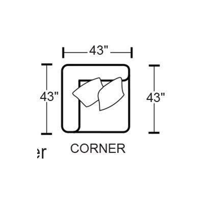 Denali 4378-59 RSF Corner