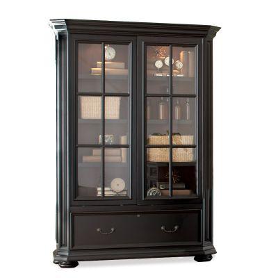 Allegro Sliding Door Bookcase New Milford a