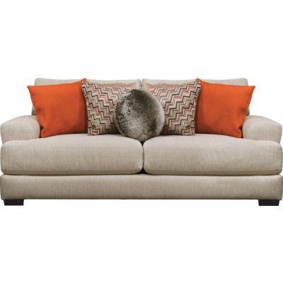Jackson Ava 4498 Sofa with USB port in Cashew Ramsey a