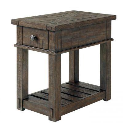 Riverside Bradford Chairside End Table
