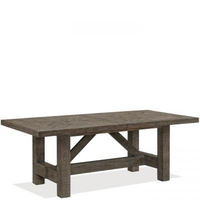 Riverside Bradford 84 inch Rectangular Dining Table