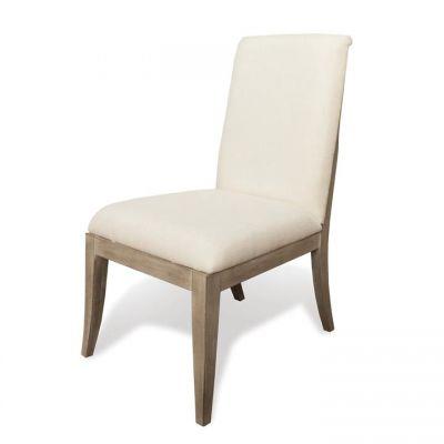 Riverside Sophie Natural  Upholstered Side Chair