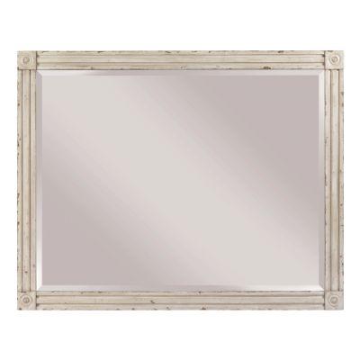 American Drew Southbury Light Brown Landscape Mirror