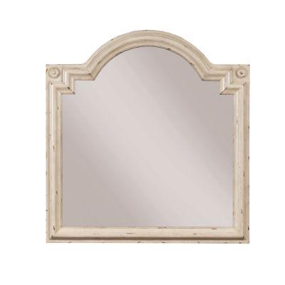 American Drew Southbury Light Brown Bureau Mirror