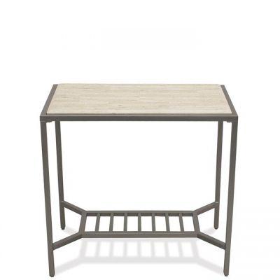 Pinnacle Chairside Table Bergenfield