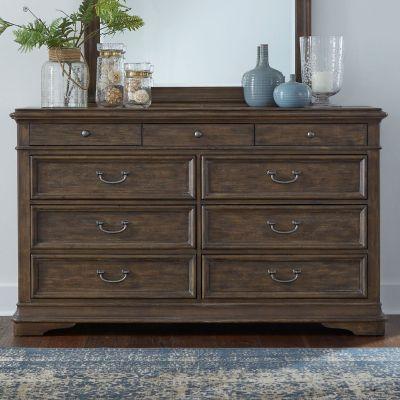 Liberty Furniture Homestead Nine Drawer Dresser