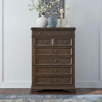 Liberty Furniture Homestead Six Drawer Chest