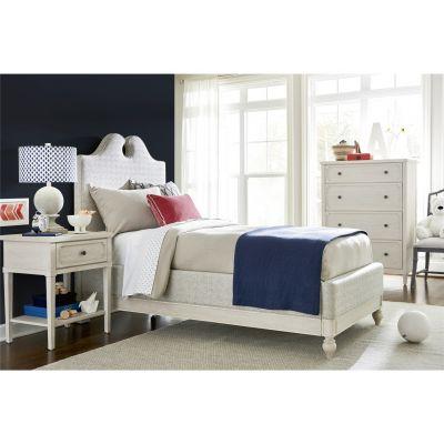 Serendipity Upholstered Twin Bed Ridgewood