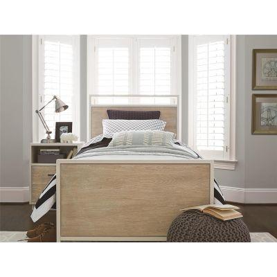 #myroom Twin Panel Platform bed Ridgewood