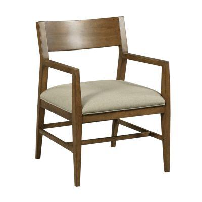 American Drew AD Modern Synergy Maple Vantage Arm Chair