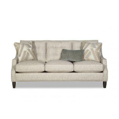 Jack Modern Silver Sofa