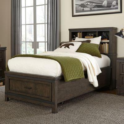 Liberty Furniture Thornwood Hills Kids Bookcase Bed