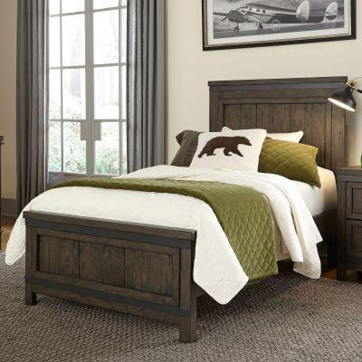 Liberty Furniture Thornwood Hills Kids Panel Bed
