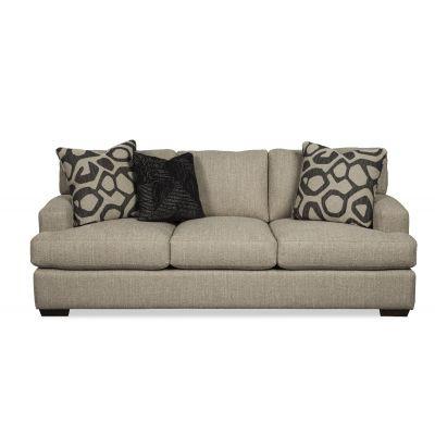 Wilmery Modern Grey Sofa