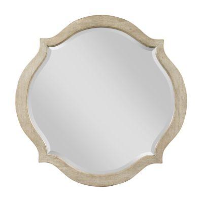 American Drew Vista Light Brown Durant Accent Mirror