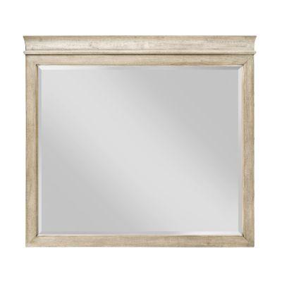 American Drew Vista Light Brown Hastings  Mirror