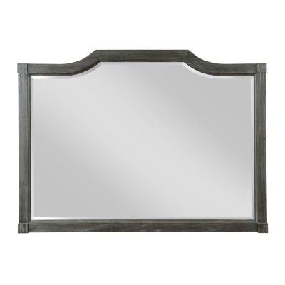 American Drew Ardennes Black Lorraine Mirror