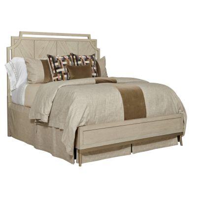 American Drew Lenox Beige Royce Bed