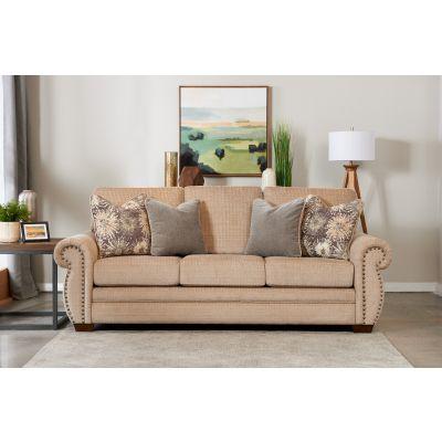 Auburn Three Seater Sofa Couch