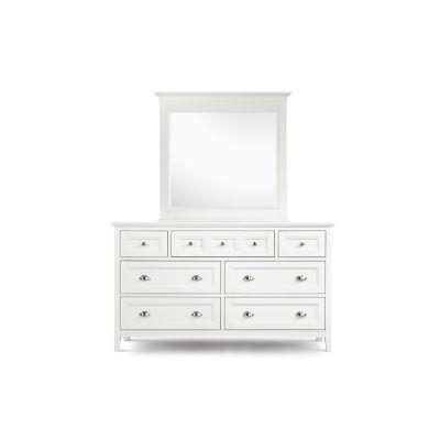 Kentwood Creamy White Dresser Mirror