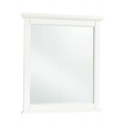 Vaughan Bassett Bonanza Studio Mirror in White