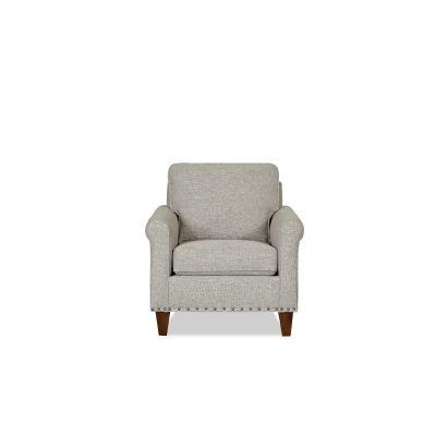 Bennington Sofa Chair in Dove Grey