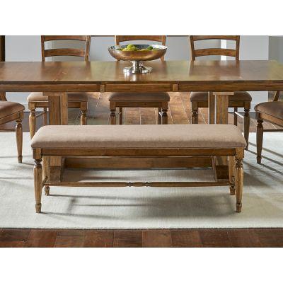 Bennett Upholstered Dining Bench