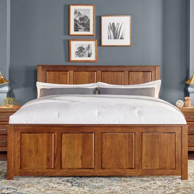 A-America Camas Queen Panel Bed