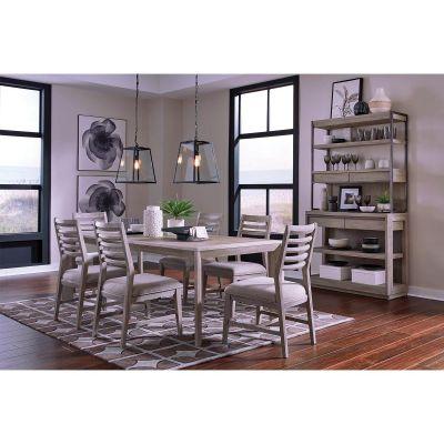 Palisade Sandblasted Sandstone Dining Room Set